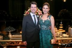 Pedro Macedo e Paula Braga