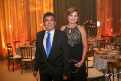 Ricardo e Silvana Albuquerque