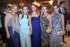 Stella,Paula,Ticiana,Isabela e Sandra Rolim