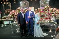 Ted, Ted e Germana Pontes