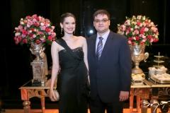 Thalita Nobrega e Fernando Demetrio