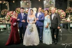 Vania e Macedo Barbosa,Carol Esmeraldo e Ted Pontes,Germana e Ted Pontes
