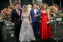Yuri Pamplona,Carol Esmeraldo e Ted Pontes e Ana Beatriz Acioly