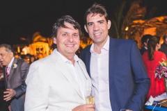 Alexandre Markan e Rodrigo de Castro