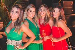 Amanda Pinheiro, Thais Pimentel, Raissa Miranda e Amanda Telles