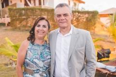 Ana Fernandes e João Carlos Marinho