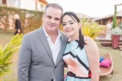 Bernardo e Andréa Maia