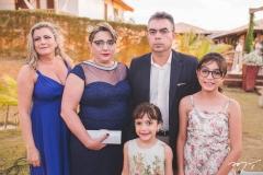 Cibele Basso, Liana Mendes, Alana, Márcio Lopes e Mariana Lopes