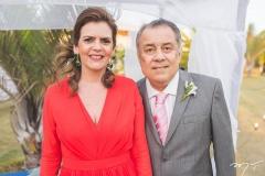 Daniela e Adauto Bezerra Júnior