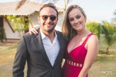 Estevão Congro e Patrícia Boaro
