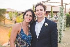Joana Carvalho e Marcelo Oliveira
