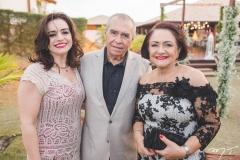 Lia, Ima e Bárbara Freire