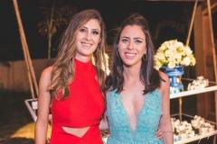 Luciana e Flávia Trindade
