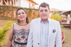 Márcia Pinheiro e Mauro Lima