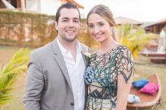 Rodrigo Maccheroni e Carolina Beth