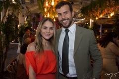 Bianca Menescal e Daniel-Nogueira