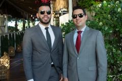 Caio Farias e Renan Tomaz