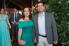 Luciana e Fernando Viana