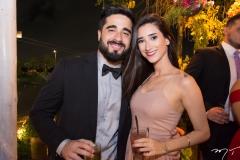 Matheus Serrano e Eloísa Bessa