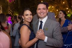Muriel Pedroza e Itaercio Bezerra