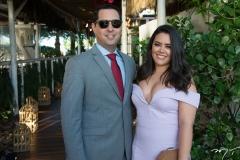 Renan Tomaz e Erica Rosa