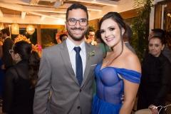 Samuel Melo e Karolina Dias