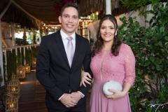 Waltila e Mariana Dias