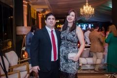 Alexandre e Laiane Parra
