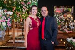 Fernanda e Evonio Soares