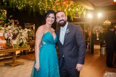 Jeana e Augusto Pimenta