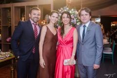 Junior Ribeiro, Natália Franklin, Lia Quinderé e Cyro Thomaz (1)