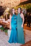 Mariana Fontenele e Rafaela Thomaz