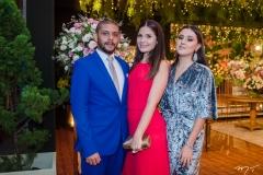 Mike Lucas, Diana Marques e Izabela Gabi