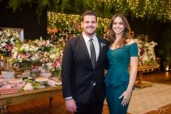 Rodrigo e Fernanda Thomaz