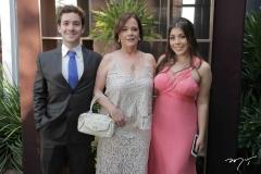 Bruno, Isabel E Laura Guimarães