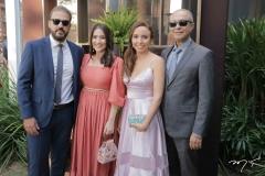 Fabio Trindade, Flavia Amora, Kessia Luz E Alberto Marques