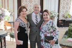 Marcia Medeiros, Luciano E Dalva Alencar
