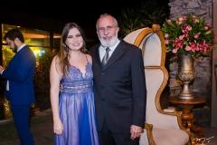 Sarah e Helmo Coelho