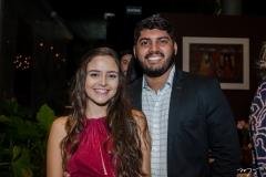 Diva Carvalho e Ernane Viana