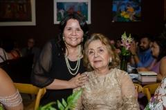 Ivana Castro e Luce Cavalho