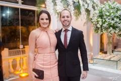 Ana Lara e João Vitor Fernandes