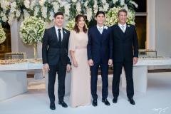 André, Cristina, Eduardo e Maurício Sleman (1)