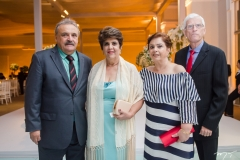 Carlos Alberto, Maria Eunice, Maria do Carmo e Antônio José