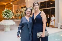 Diana Esmeraldo e Raquel Carneiro