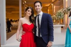Jordana Fontenele e Kassio Ari