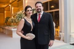 Juliana Melo e Daniel Morais