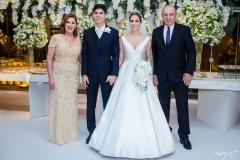 Leila, Eduardo Sleiman, Roberts Martins e Almir Sleiman (2)