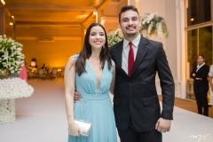 Mariana Feitosa e Mateus Alencar