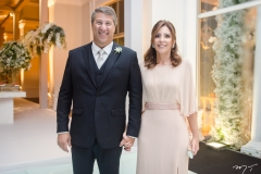 Maurício e Tereza Cristina Sleiman