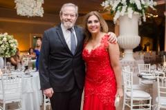Ricardo Henz e Renata Nogueira